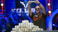 Q&A with World Series of Poker winner Greg Merson