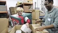 Operation Christmas Child sends presents around the world