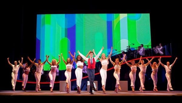 "Miami's Stephen Anthony returns to South Florida in the lead role of the Broadway musical ""Catch Me If You Can"" when the road tour comes to Kravis Center in West Palm Beach."
