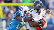Week 9 photos: Bears 51, Titans 20