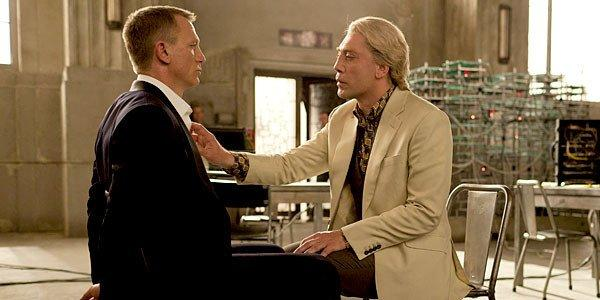 "Among the 25 foreign markets where ""Skyfall"" opened last weekend, several held on very well."