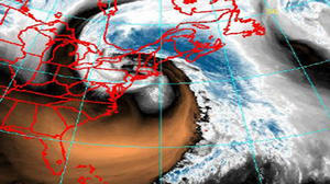Nor'easter To Hit Same Areas As Sandy This Week