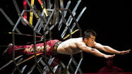 "REVIEW: Ringling Bros. and Barnum & Bailey Circus ★★★½ ... As annual editions of the Greatest Show on Earth go (and I've seen about 20 of them), ""Dragons,"" the 142nd, is one of the best."