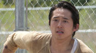 'Walking Dead' star Steven Yeun says changes are ahead for Glenn