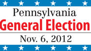 The Obama and Romney campaigns turned their attention to Pennsylvania and its 20 electoral votes this weekend as polls showed the president holding only a slight lead in the state coming into Tuesday's election.