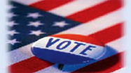 High turnout is expected at the polls tomorrow as voters cast votes for President and other races.