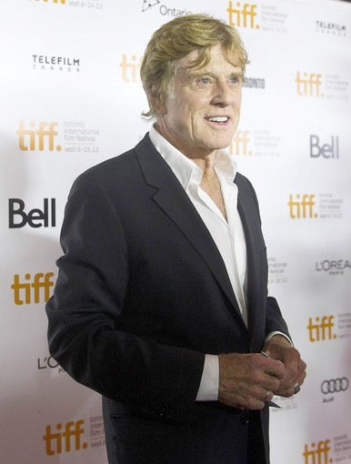 Robert Redford goes rogue -