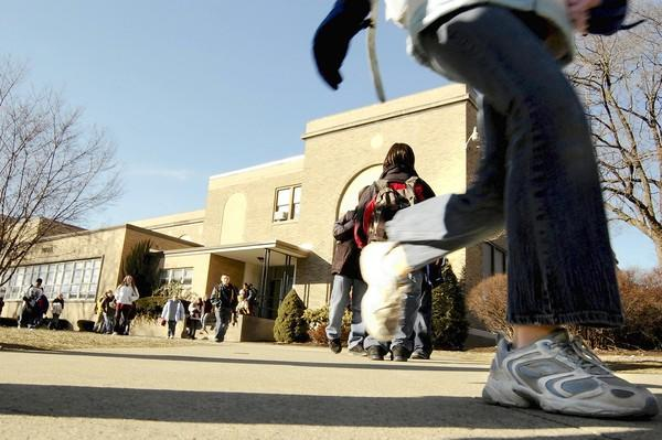 Bethlehem Area School District officials are considering whether to renovate or replace Nitschmann Middle School.