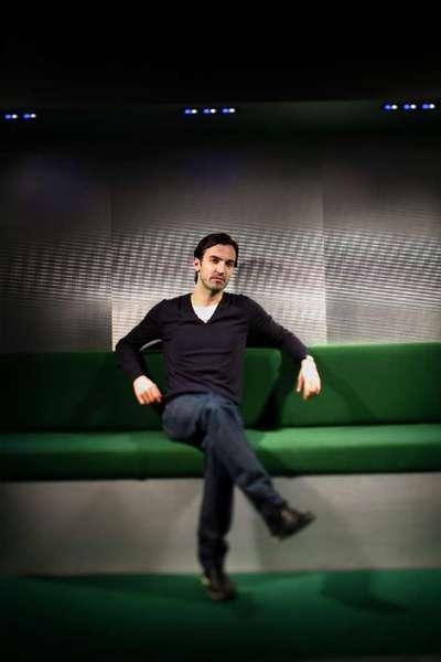 Designer Nicolas Ghesquiere
