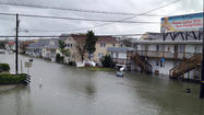 Will superstorm Sandy deplete the federal flood insurance program?