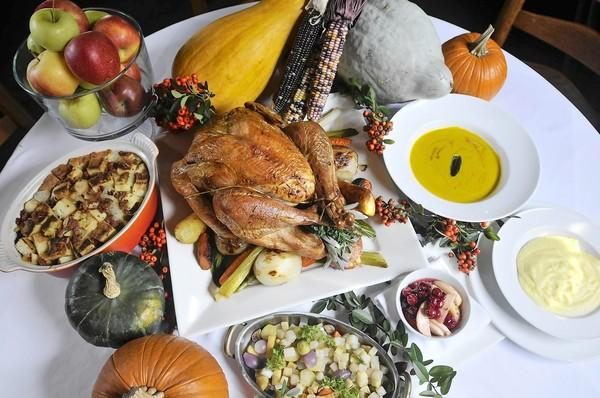 Cavey's in Manchester will serve Thanksgiving dinner from 1 to 6 p.m.