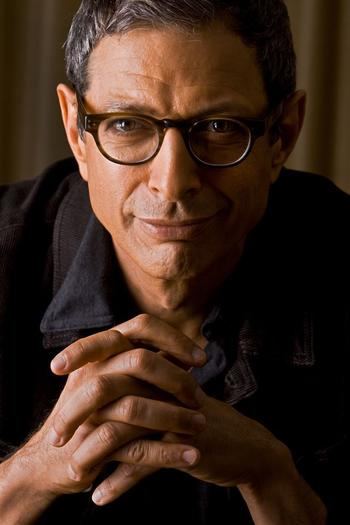 Jeff Goldblum in 2010.