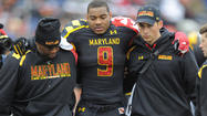 Terps' Demetrius Hartsfield tears ACL, will miss rest of season