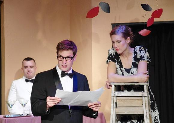 "Laurel Mill Playhouse's ""Auntie Mame"""