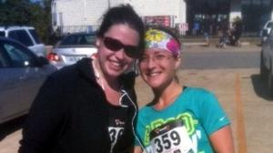 Your Fitness Stories; A Buddy Motivates Me to Get Up and Go