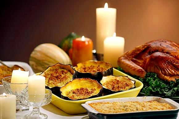 Each region, even each family, has its traditional Thanksgiving dishes, without which the holiday seems incomplete.