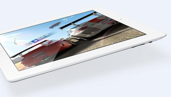The fourth-generation iPad could help Apple regain market share during this year's holiday season.