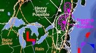 VIDEO Possible Nor'easter for same area as Sandy
