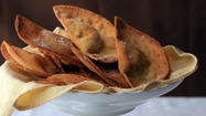 Mario Batali: Panzerotti Pugliesi, cheese-stuffed pastry from Italy's south