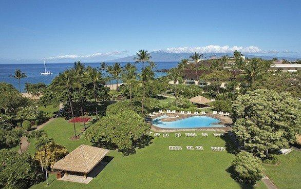The Kaanapali Beach Hotel on Maui is already offering a spring break special.