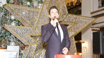 Party pix: Macy's Great Tree Lighting