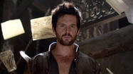 "Starz has released its first trailer for the David S. Goyer created historical drama ""Da Vinci's Demons."""