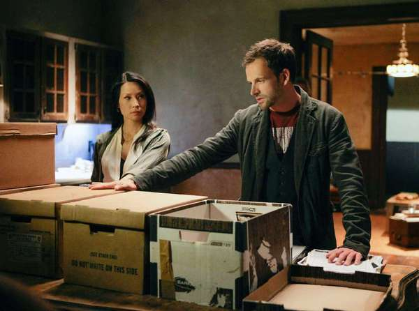 "CBS's ""Elementary"" will air after the Super Bowl in February."