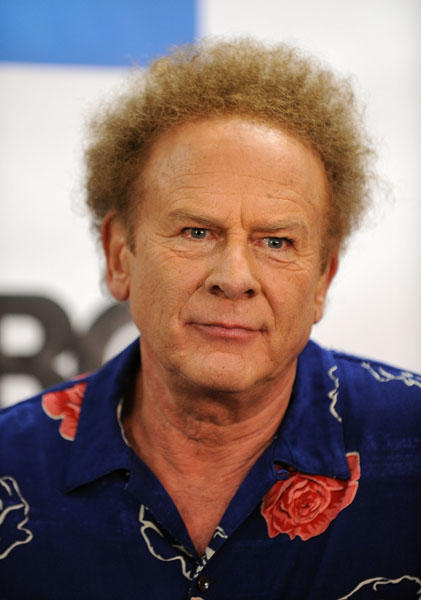 "<a class=""taxInlineTagLink"" id=""PECLB001869"" title=""Art Garfunkel"" href=""/topic/entertainment/art-garfunkel-PECLB001869.topic"">Art Garfunkel</a> is 69 today. (Photo by Bryan Bedder/Getty Images)"