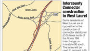 West Laurel residents oppose placement of new ICC lanes