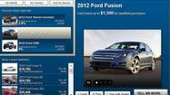 Chicago new car dealer specials