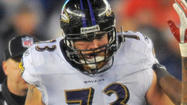 Notebook: MRIs confirm minor injuries for Marshal Yanda, Bobbie Williams