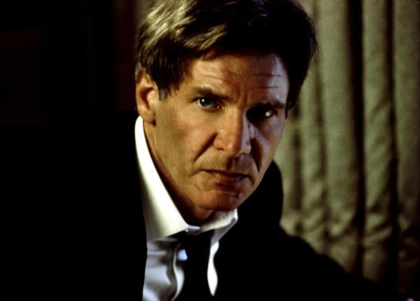 The best movie presidents of all time: Harrison Ford, Air Force One