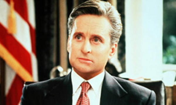 The best movie presidents of all time: Michael Douglas, The American President