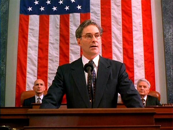 The best movie presidents of all time: Kevin Kline, Dave