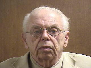 State fire marshals have charged William E. Lowry with arson in connection with a fire at Lowry's Edgewood home on Oct. 11.