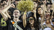 <b>Pictures: </b>  2012 UCF band, fans & cheerleaders