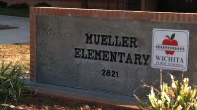 Wichita School District to auction off Mueller Elementary