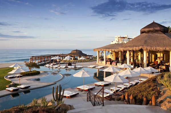 Renovations at Las Ventanas in Baja include the pool, spa and restaurant.