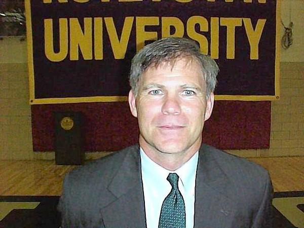 Kutztown University men's basketball coach Bernie Driscoll is one win away from 200 for his career.