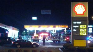 UPDATE: Roanoke Police Department releases surveillance video of gas station triple shooting