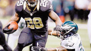 NEW ORLEANS (AP) — Drew Brees and the New Orleans Saints picked up a much-needed win.