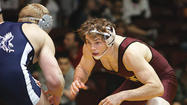 A two-time national heavyweight champion headlines the Northern State wrestling team.
