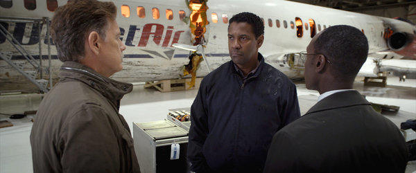 "Paramount Pictures is selling distribution rights in some foreign countries to ""Flight."""