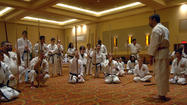 17th annual California South International Martial Arts Camp