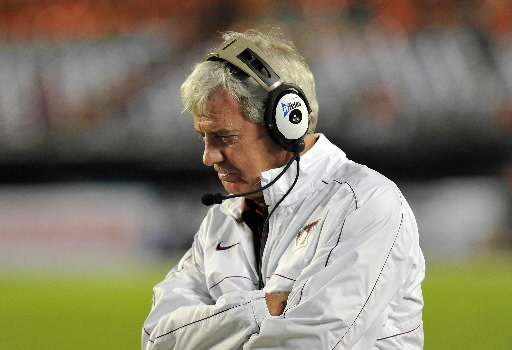 Tech coach Frank Beamer says he's proud of team, despite 4-5 record