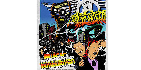 "Aerosmith's ""Music From Another Dimension"""