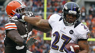 For at least one more week, Ravens should keep the ball in Rice's hands