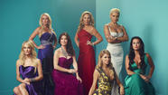 "It's finally here -- ""The Real Housewives of Beverly Hills"" season three opener. The title, ""Down and Left Out in Beverly Hills"" signaled that we were in for some childish shenanigans this episode, and the ladies delivered -- starting with good old Lisa."