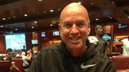 Arthur Peacock of Jupiter won $21,099 Sunday at the Isle Casino and Racing's $100,000 monthly guarantee tournament. Peacock was a big chip leader when the tournament, which drew 1,241 entries, trimmed to the final nine.