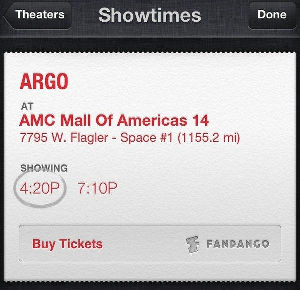 In the next update for iOS 6, Siri will be able to make movie ticket purchases.